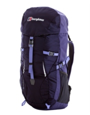 Womens Capacitor 35 Rucksack - Tropical Midnight