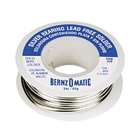 Lead Free Solid Wire Solder 85g