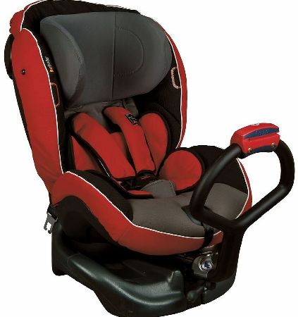 Izi Kid X3 Red/Grey Car Seat 2014