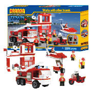 Town Construction Set 500pc