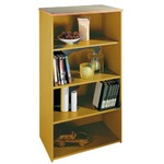 Selling Budget 144cm High Bookcase-Limed Oak
