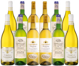 Value Whites Mixed Case - Mixed case