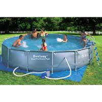 15ft Steel Frame Swimming Pool
