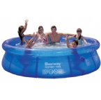 8 x 26 Fast Set Pool Blue