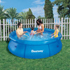 8ft Clear Fast Set Pool