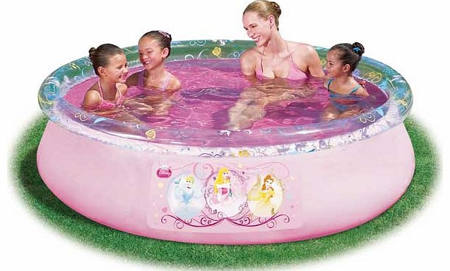 Disney Princess Fast Set Pool