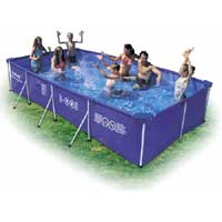 Family Splash Frame Swimming Pool