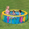 Multi Coloured Paddling Pool