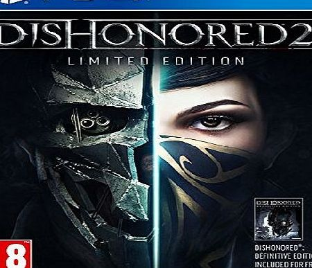 Bethesda Dishonored 2 Limited Edition (PS4)