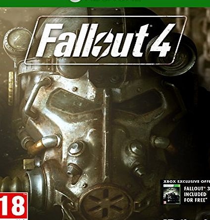 Bethesda Fallout 4 on Xbox One