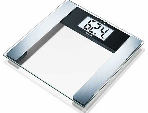 BF480 USB Bathroom Scale - Clear
