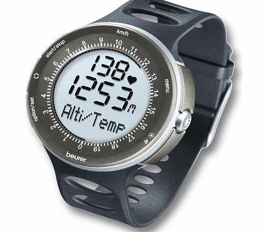 Beurer PM90 Wrist Heart Rate Monitor