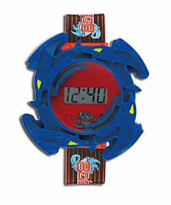 Boys Interchangeable LCD Watch