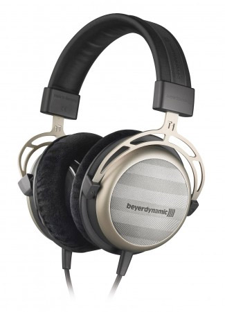T 1 Audiophile Stereo Headphones
