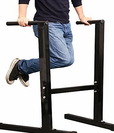 Beyondfashion Quality Dip/Dipping Station Stand Parallel Bar for Home Gym Fitness