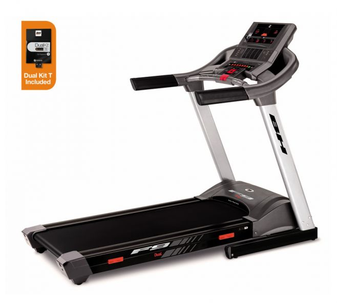BH F9 Dual Treadmill (Dual Kit Included)