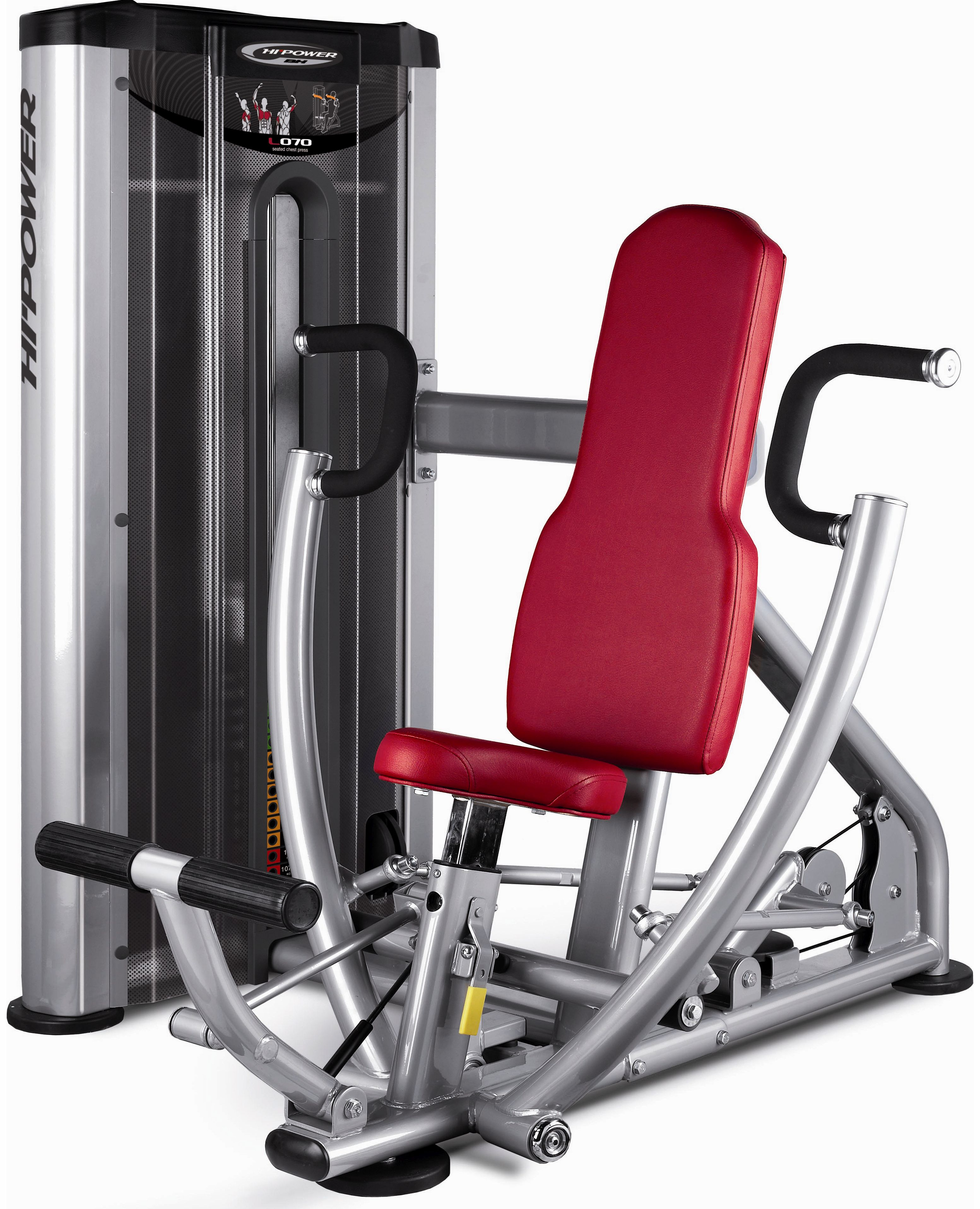 BH L070 Seated Chest Press