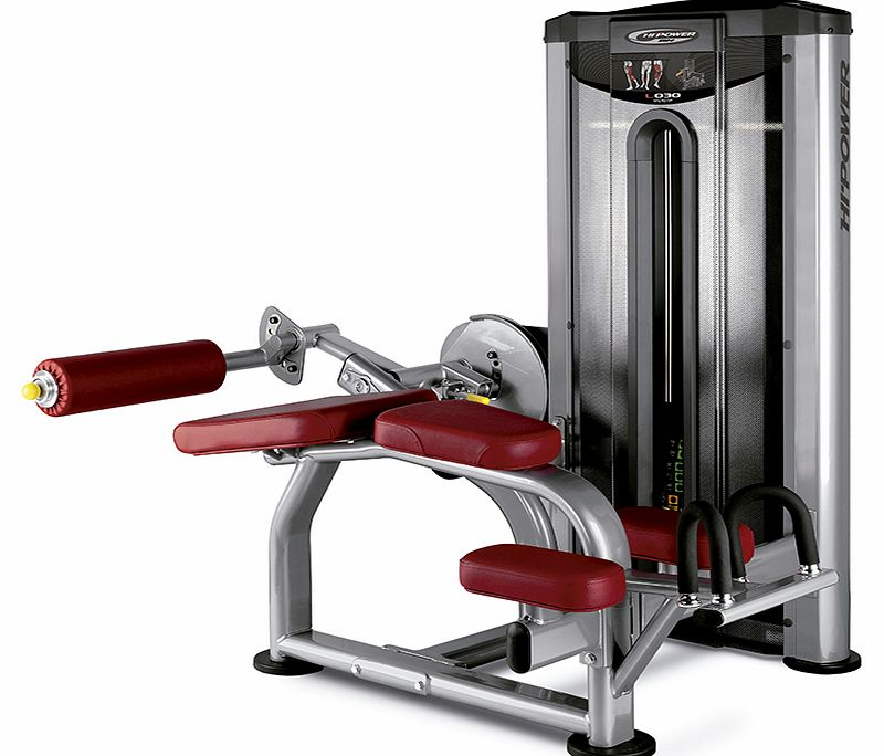 BH Lying Leg Curl Machine
