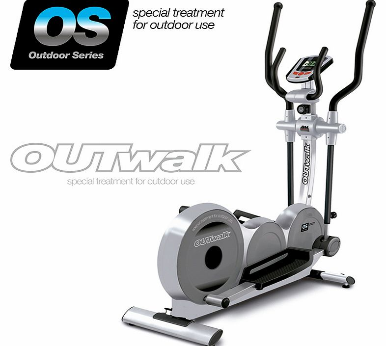 BH Outwalk Outdoor Crosstrainer