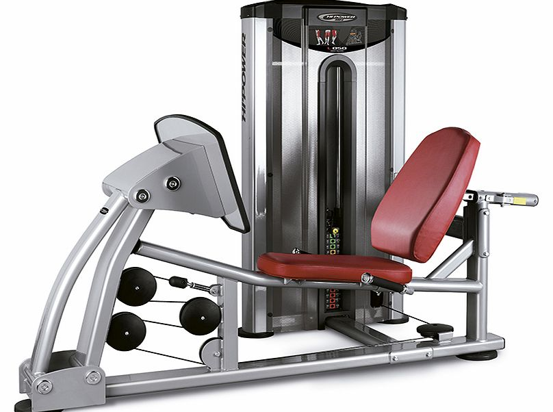BH Seated Leg Press Machine