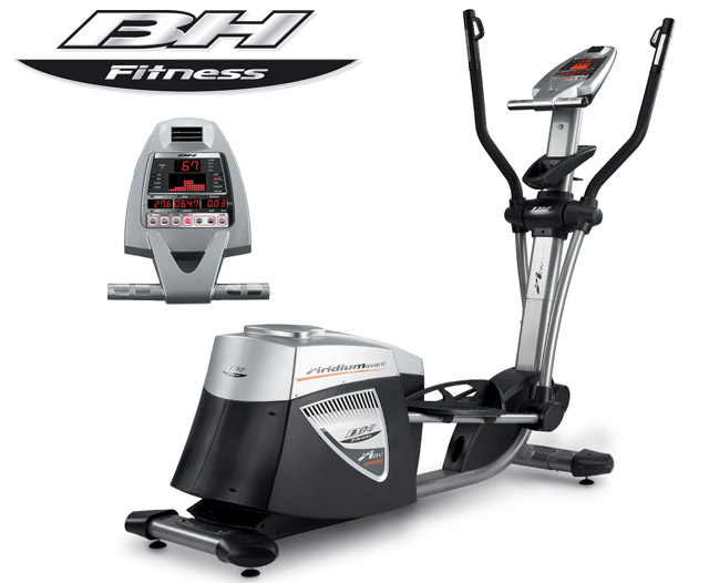 Elliptical Cross Trainer BH Fitness G247 Iridium