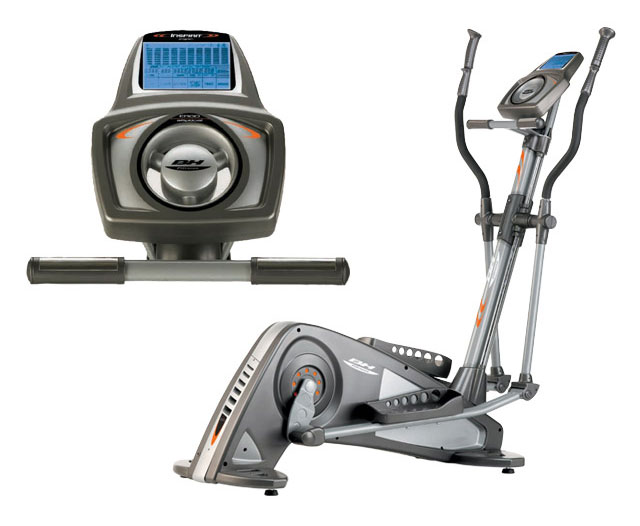 Elliptical Cross Trainer BH Fitness INSPIRIT PRO