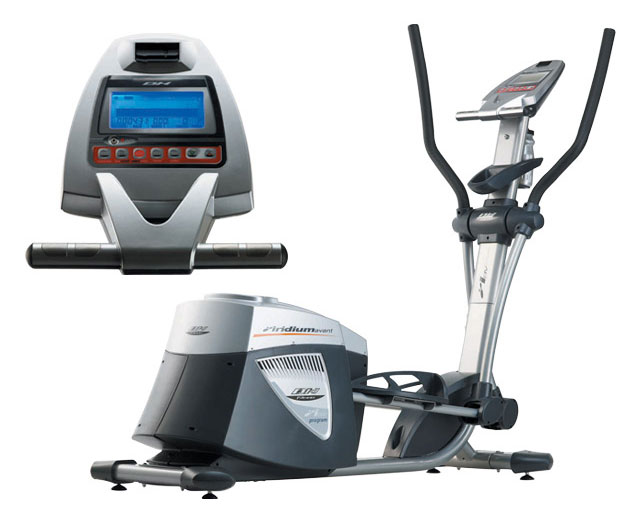 Elliptical Cross Trainer BH Fitness IRIDIUM AVANT
