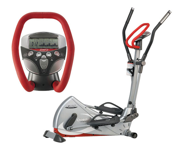 Elliptical Cross Trainer BH Fitness OCEAN PRO