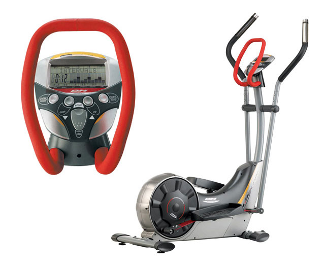 Elliptical Cross Trainer BH Fitness XFLEX PRO