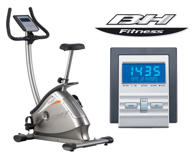 Exercise Bike BH Fitness Onyx Program