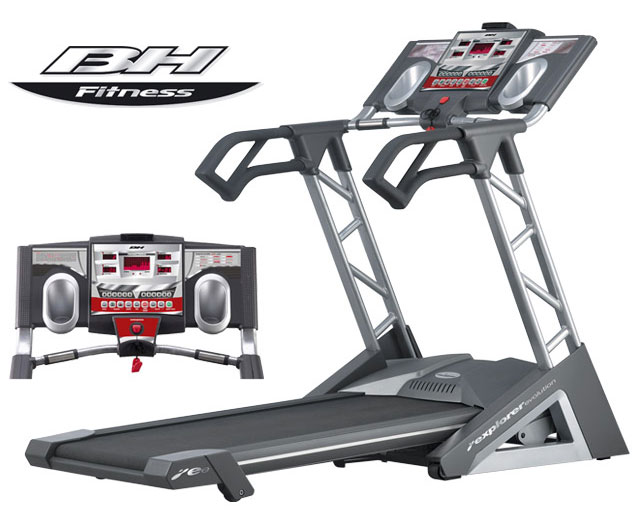 Treadmill BH Fitness Explorer Evolution