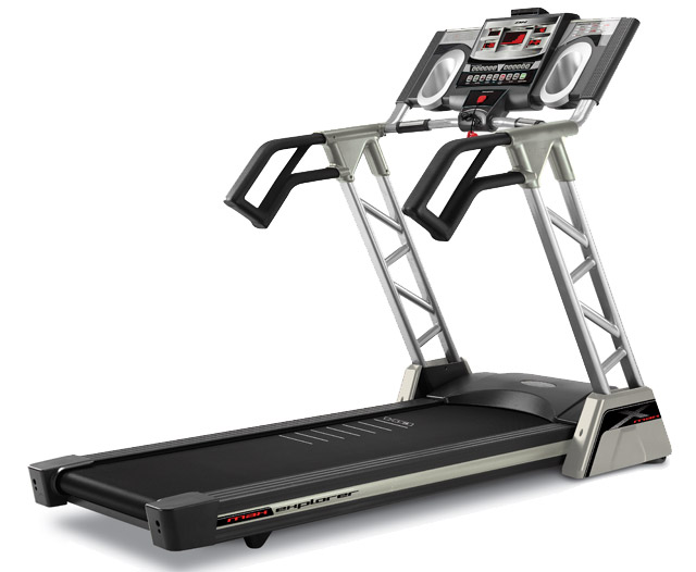 Treadmill BH Fitness G639 Explorer Max Treadmill