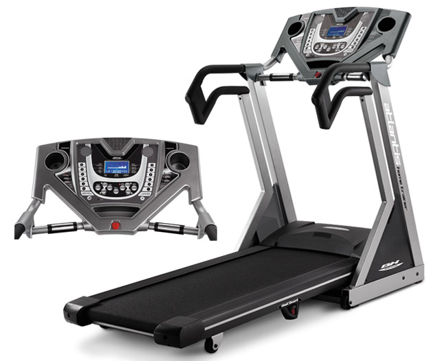 Treadmill BH Fitness G6472 Atlantis Treadmill
