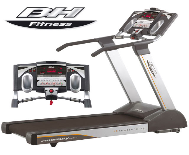 Treadmill BH Fitness Mercury Avant