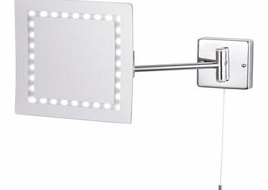 Apus wall mirror, chrome 9753720409