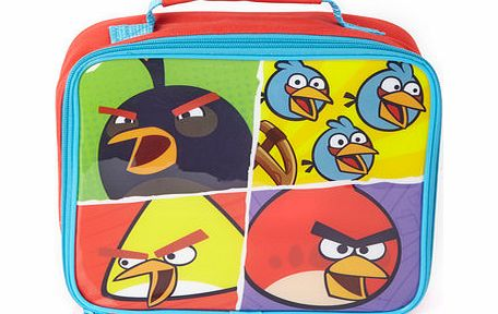 Boys Angry Birds Lunchbag, blue 1616651483