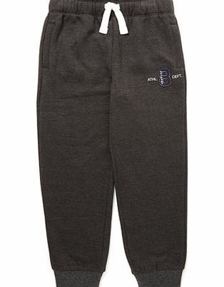 Bhs Boys Charcoal Sport Cuff Joggers, charcoal