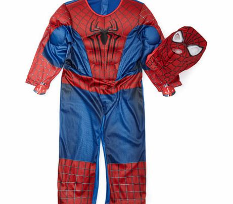 Boys Spiderman Dress Up Outfit, blue 8872401483