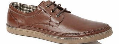 Brown Casual Shoes, BROWN BR79C10EBRN