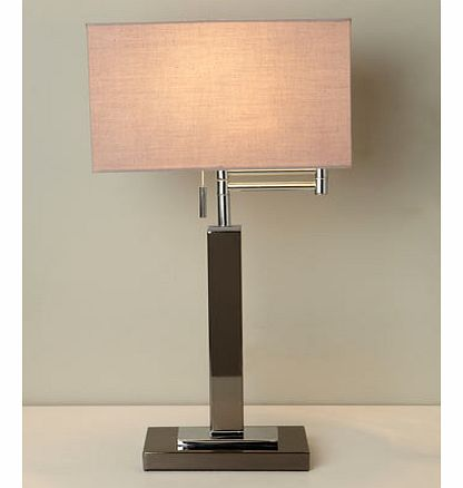 Carlton Table Lamp, gunmetal 9716853243