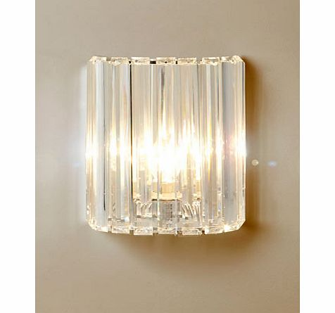 Chrome Sherin Wall Light, chrome 9775730409
