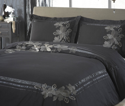 Clematis single duvet cover