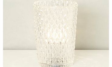 Cosette vessel table lamp, clear 9772932346