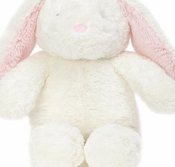 Bhs Fluffy Plush Bunny Toy, pink 1569000528