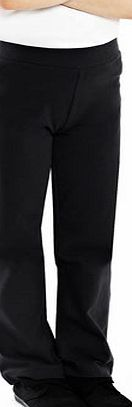Girls Girls Black School Dance Pants, black