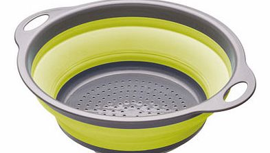 Green KitchenCraft Colourworks 2.8 Collapsible