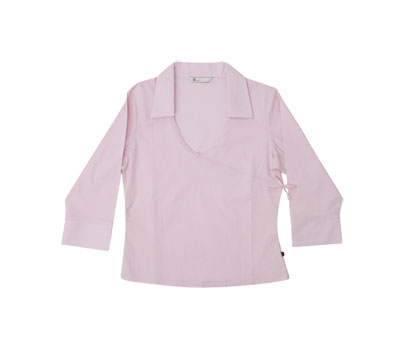 Harefield academy girls wrap blouse