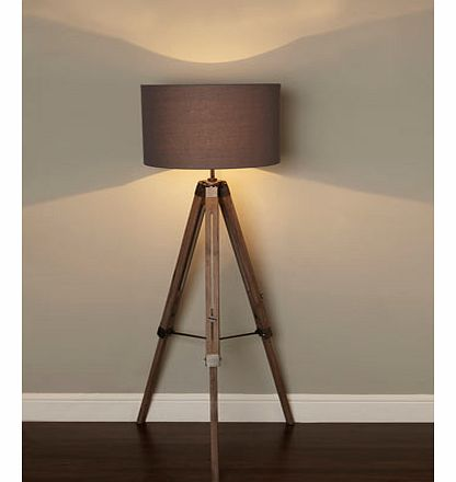 Harley Tripod Floor Lamp, wood 9742248790