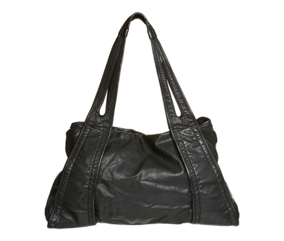 Large slouchy panel bag