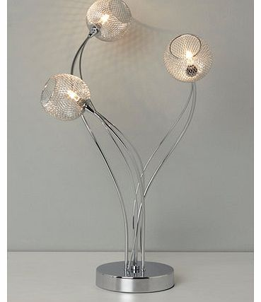 Leighton Table Lamp, chrome 9773970409